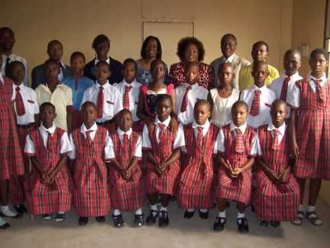 Notre Dame Secondary School, Benin City, Edo State.