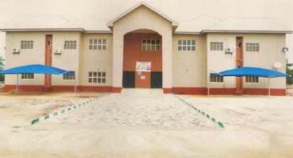 St. Jude's Secondary School, Amarata, Yenagoa, Bayelsa State