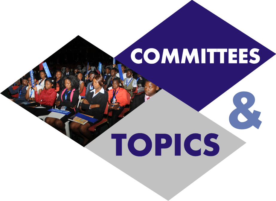 COMMITTEES & TOPIC