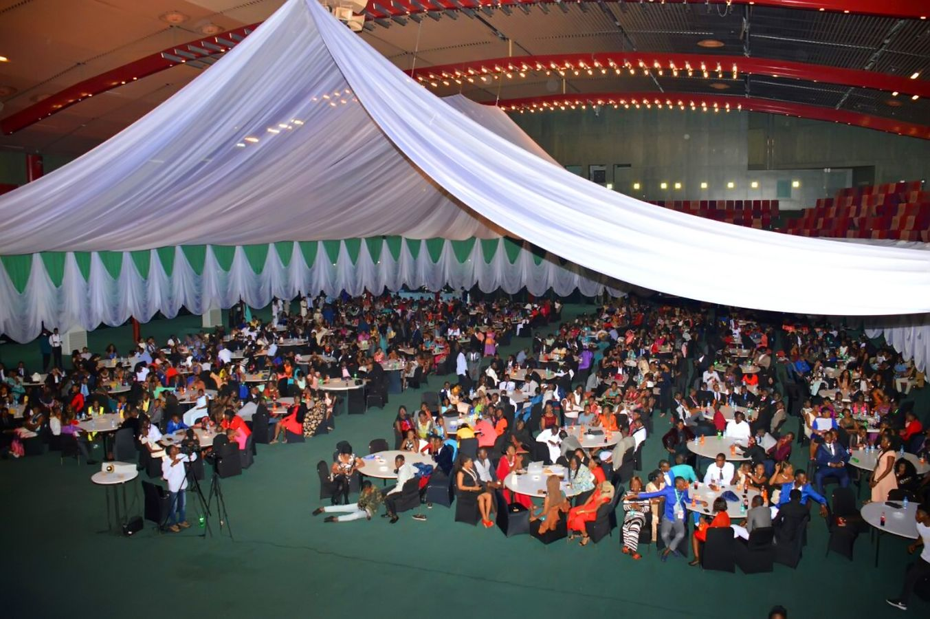 Conference Venue: The Haven Event Centre, GRA, Ikeja, Lagos