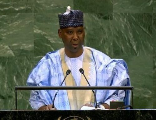 UN General Assembly Elects by Acclamation Nigeria's Permanent Representative as President of Seventy-Fourth Session
